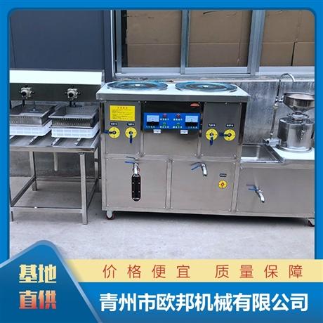 300型氣動豆腐機廠商 全自動豆腐機預購