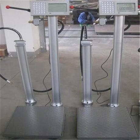 优达电子充装秤厂家 LPG120Kg带阀门控制定量灌装电子秤