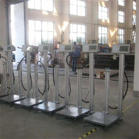 吉林二氧化碳自动充装电子称150kg计重台秤厂家