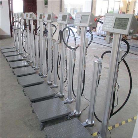 河南充装秤批发厂家 C02气体充装电子秤 LPG电子灌装秤