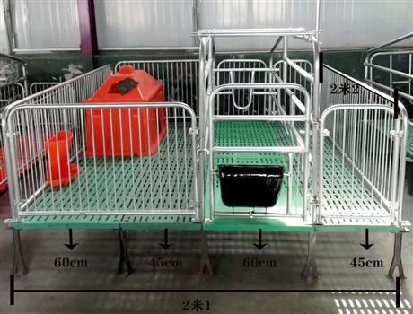 养猪设备母猪分娩床