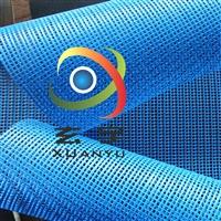 黑龙江防水150宽浸塑网格布  塑料网格布