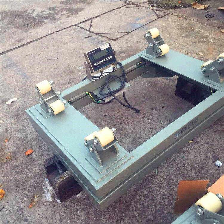 邢台报警钢瓶秤1-3吨本安型防爆电子秤 气瓶称重钢瓶秤