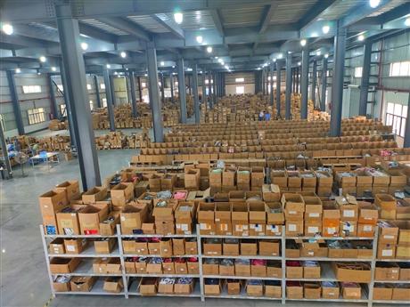 荟千云仓提供淘宝和外贸代发货