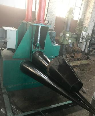 供应锥筒三辊卷板机