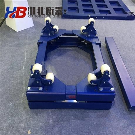 江苏本安型防爆钢瓶地磅秤EX-1T