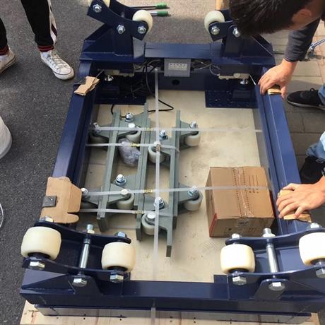 浙江1t不锈钢瓶称供应 防爆气瓶秤 2500kg液体称量电子钢瓶秤