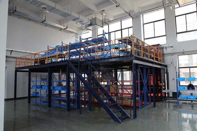 常州鋼平台實體廠家  BG真人和AG真人實力工廠 專注非標定製   用料足承載大