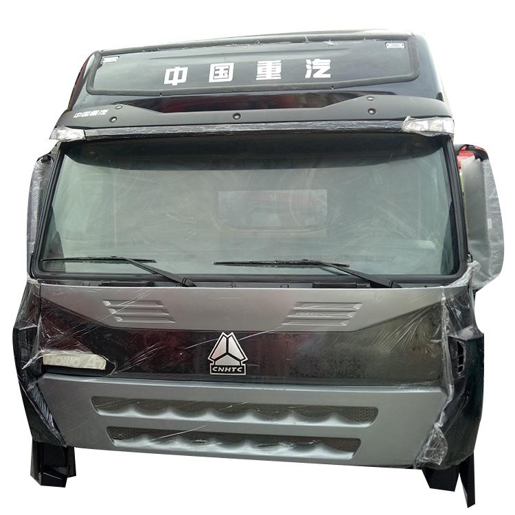 中國重汽駕駛室皮膚價格  HOWOA7駕駛室殼子  中國重汽總成