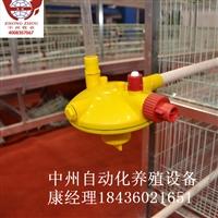 厂家供应鸡只专用饮水器 钢柱乳头 360度饮水