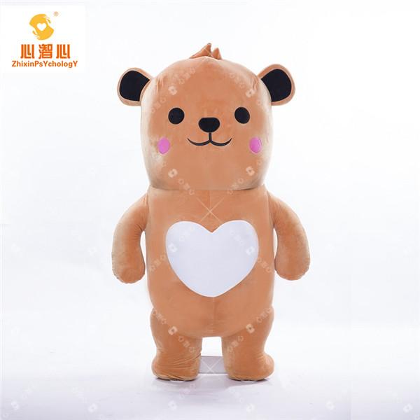 智能拥抱引导系统 可爱抱抱熊 心理接待室 心理设备