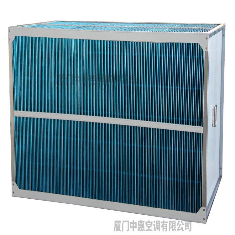 涂装烘干炉废气余热回收   工作原理