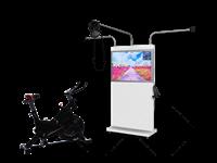 VR单车 心理单车 心理咨询室建设
