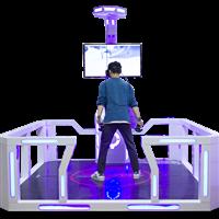山西VR虚拟放松系统 心理室方案 心理咨询室建设