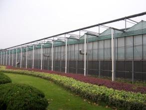 PC阳光板温室,温室大棚设计造价