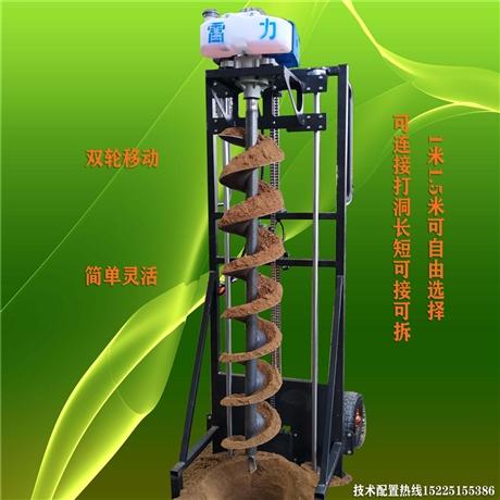 新式管桩掏土机自动出泥提速增效