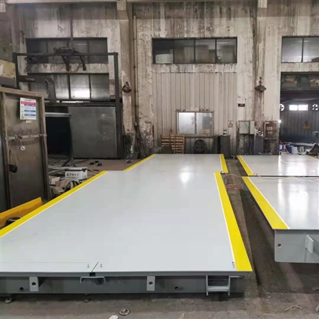 地磅100吨价格 湘潭一百吨电子地磅