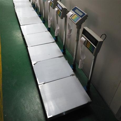 岳阳计重电子台秤厂家 200kg工业标签打印电子秤