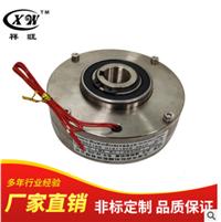 超薄型空心轴型磁粉制动器