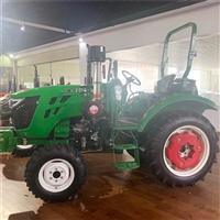 农用小型四轮拖拉机 果园开沟除草机  大棚王拖拉机