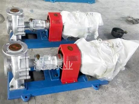 不锈钢齿轮泵 CB-B系列齿轮泵 2CY齿轮泵海涛生产厂家