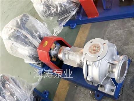 不锈钢泵 YCB系列不锈钢圆弧保温泵 泵生产商