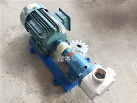 RY导热油泵 HTB旋盘泵 CYZ自吸式离心泵海涛生产商家