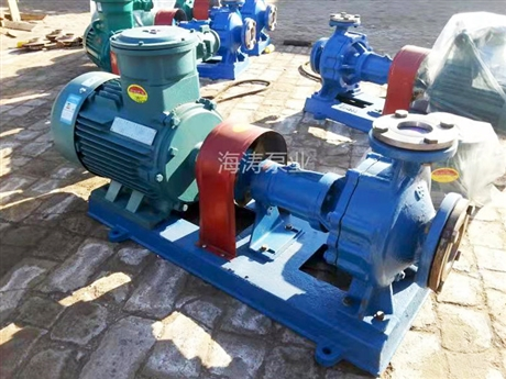 RY不锈钢导热油泵 CYZ自吸式离心泵 ISW卧式管道离心泵供应商