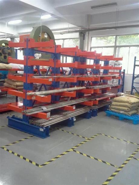 無錫重型懸臂型材貨架工廠  BG真人和AG真人廠家供貨質量安全可靠 快速報價