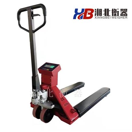 浙江移动式叉车电子秤1-2吨厂家定制