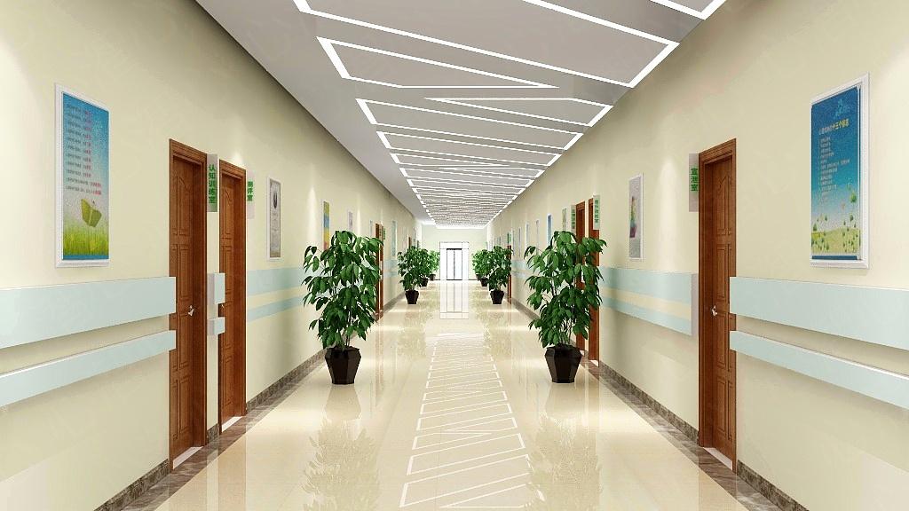 心灵文化走廊 心灵洗涤墙 心理咨询室过道走廊