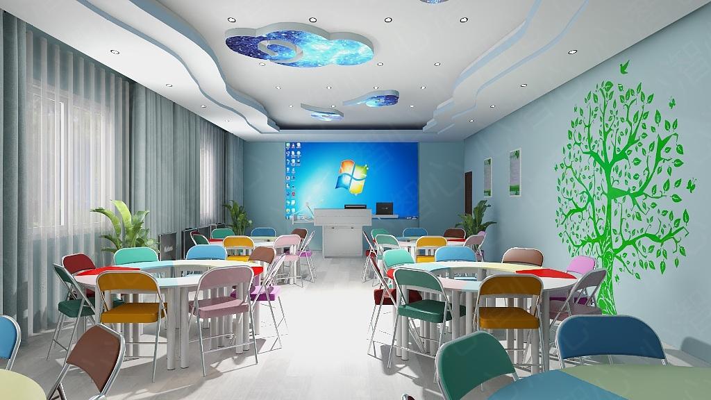 团体活动室建设 心理室建设方案 心理咨询室建设方案
