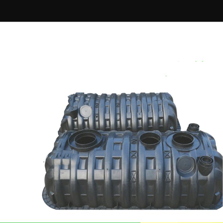 鲁山化粪池厂家 三格化粪池管道安装 三格化粪池安装视频