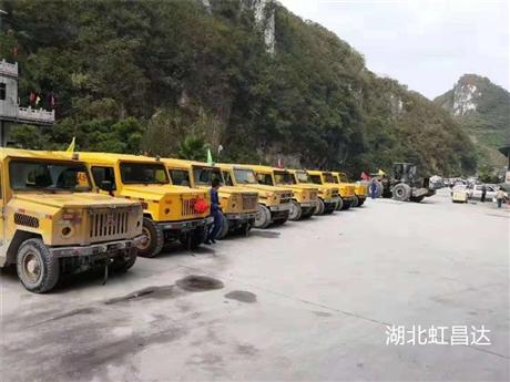 林芝矿用炸药运输车,四驱1.5吨炸药车,代理商