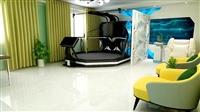 VR虚拟体验室 心理室方案效果图 心理室方案一站式