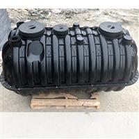 安阳三格化粪池厂家 水冲式旱厕改造项目 河南三格式化粪池