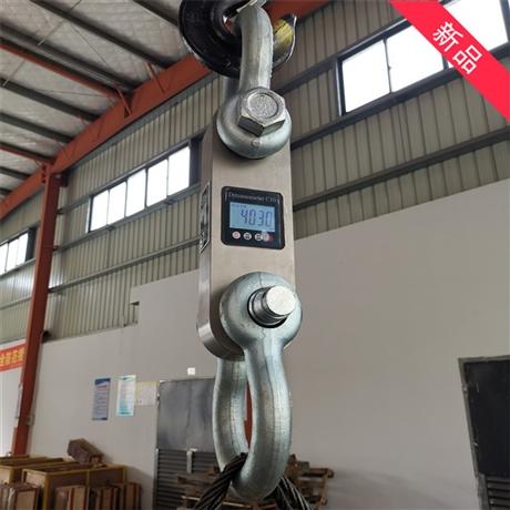 北京50吨手持显示无线电子拉力计 CAP50T力值数显测力仪