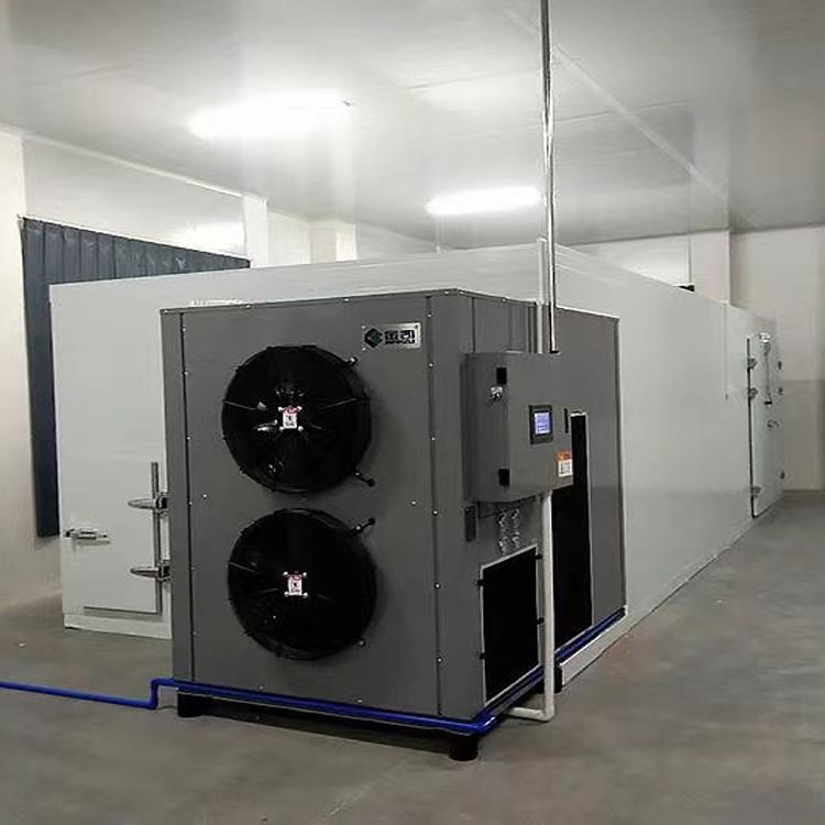 香蕉片烘干机 热泵水果烘干机 烘干设备厂