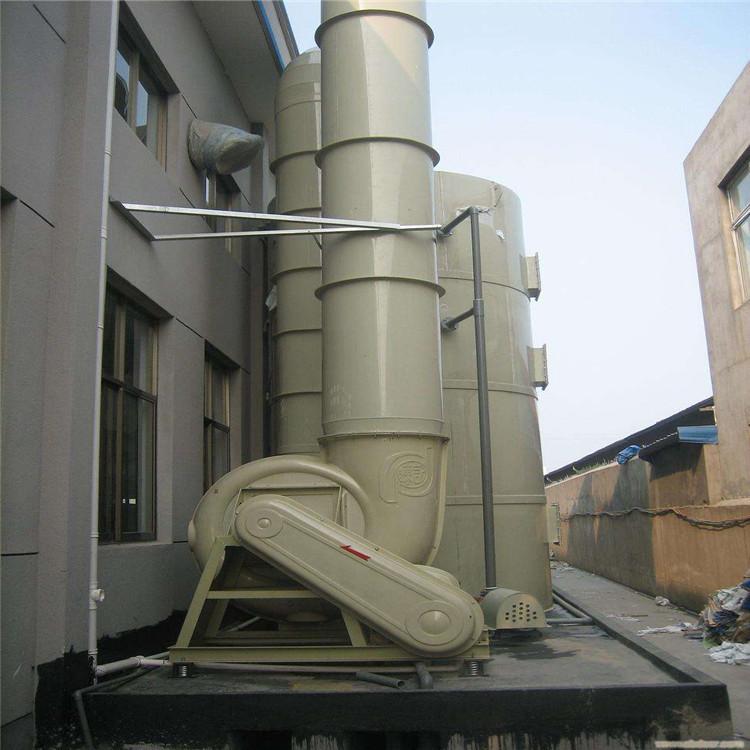 常州定型机废气处理设备-非标定制