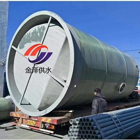 一体化预制泵站   南京厂家