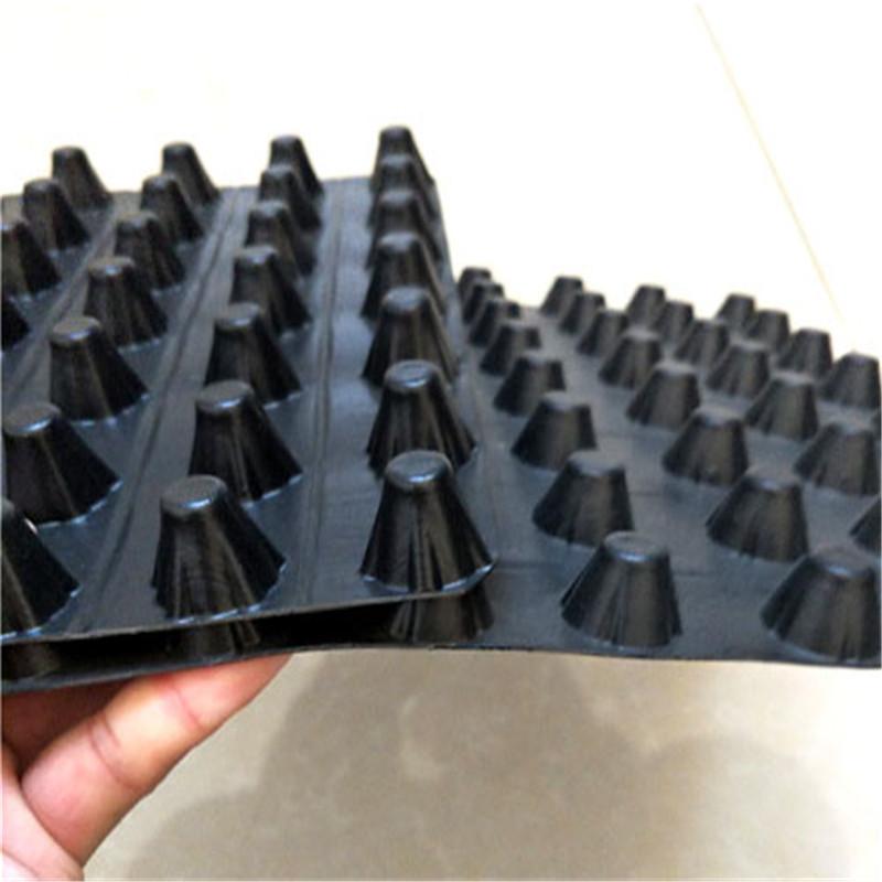 塑料排水板 蓄排水板 HDPE排水板 凹凸排水板厂家