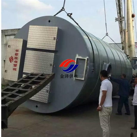 一体化预制泵站   临沂厂家