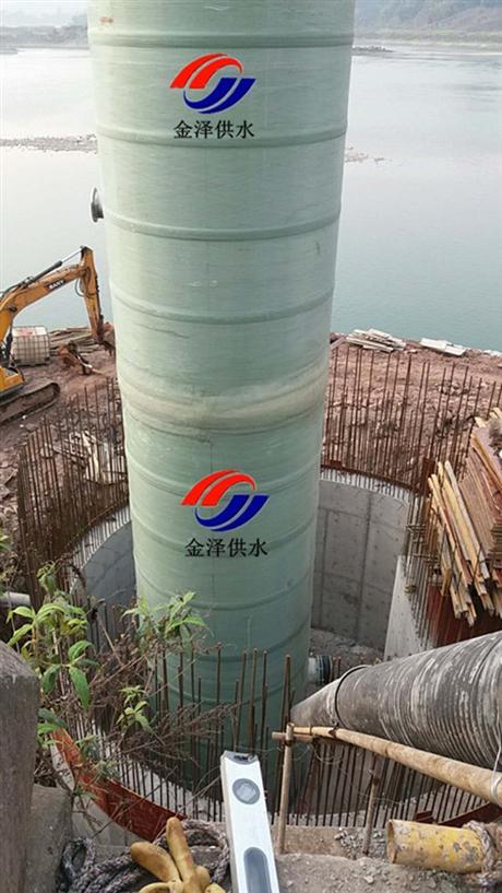 一体化预制泵站  滨州厂家