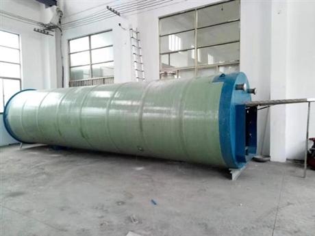 一体化预制泵站  菏泽厂家