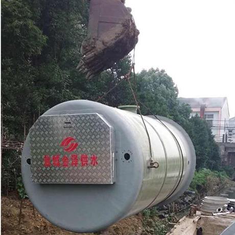 一体化预制泵站  日照厂家