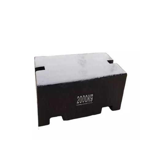 江门黑铁砝码供应1000kg/2000kg/3T/5吨定制出口标准大砝码