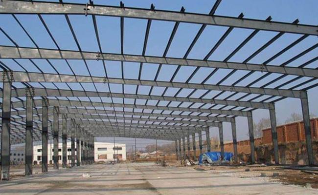 拆除旧钢结构厂房 二手钢结构行车房 各种重型二手钢结构
