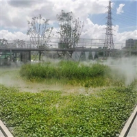 景区人造雾系统