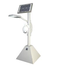 太阳能监控森林防火供电系统
