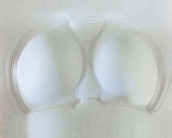 罩杯定型机 罩杯成型机